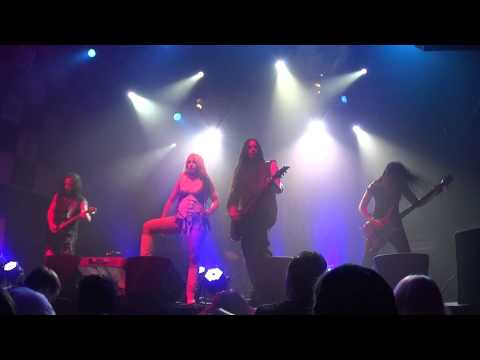 White Empress @ Mill City Minneapolis 7 25 2015 Full Set Minnesota Takedown