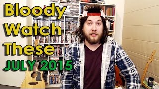 Ozzy Man: 5 Movie & TV Recommendations - JULY 2015
