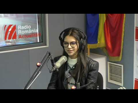 Cleopatra Stratan - interviu la Radio Romania Actualitati