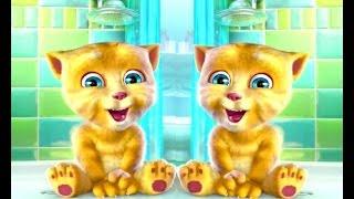 Скачать Забавный Кот Рыжик игра для детей