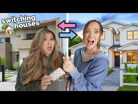 Switching Houses With Alisha Marie!!