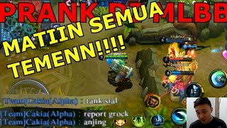 PRANK PAKE GROCK DI MOBILE LEGEND!!!!! Mobile Legend Indonesia