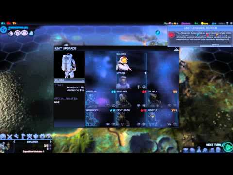 Civilization: Beyond Earth PC Gameplay at 1080p Max Settings (Mantle)