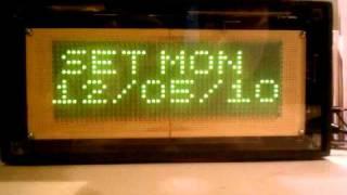 Big LED Matrix Display