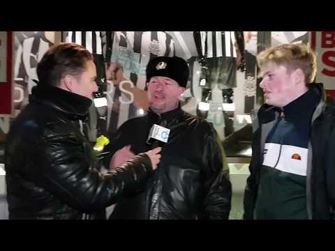 "Newcastle 1-1 Swansea | Holland Fans | ""The stadium & geordies deserve better football"""