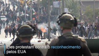 Uma nova intifada?