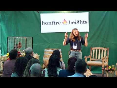Mary Cortani, Operation Freedom Paws-Top 10 CNN Hero '12 Bonfire Heights 2014