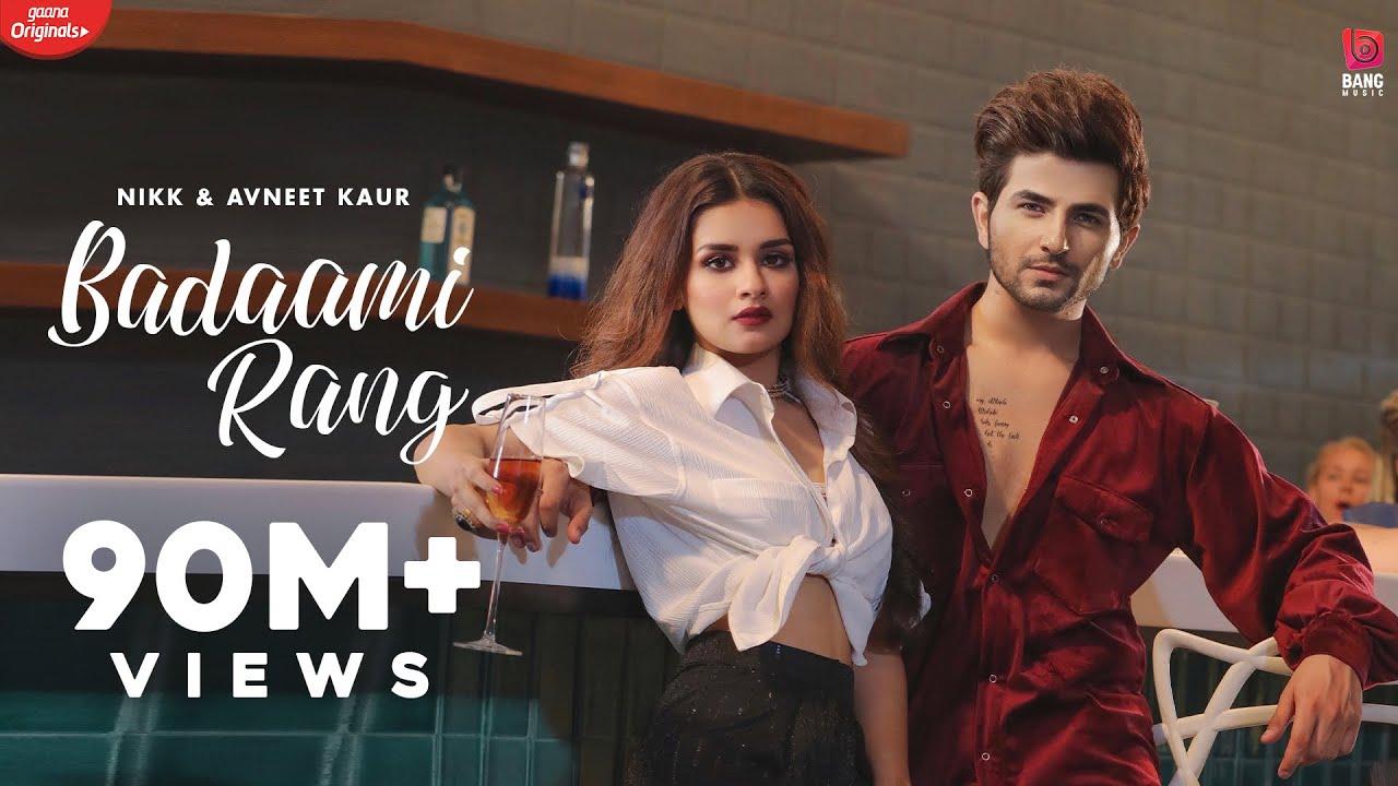 Download Badaami Rang (Official HD Video) Nikk Ft Avneet Kaur | Ikky | Bang Music | Latest Punjabi Songs 2020
