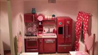 The Fascinating American Girl® Dollhouse Tour (original)