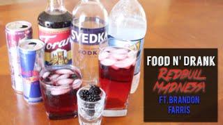 Baixar FOOD N' DRANK : RedBull Madness FT. Brandon Farris