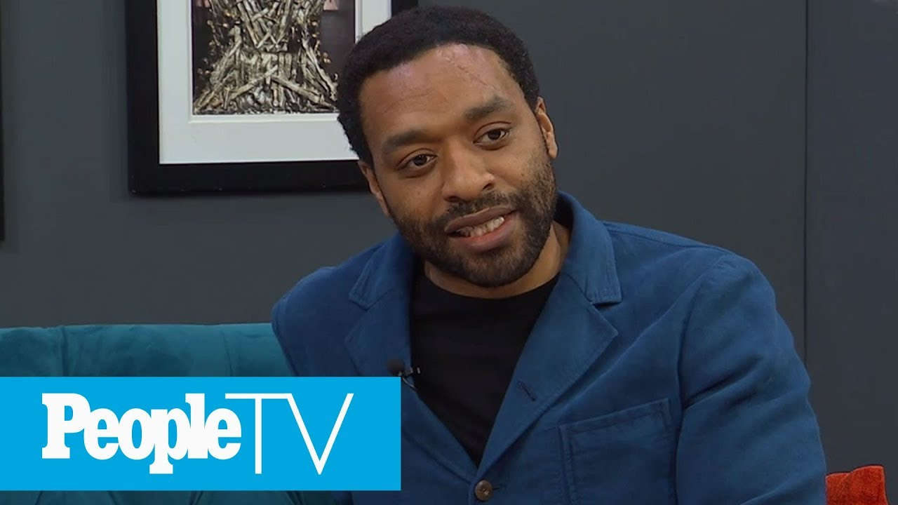Chiwetel Ejiofor Dishes On The Beloved Film 'Love Actually' | PeopleTV