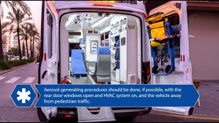 Vector Solutions Coronavirus (COVID-19) Patient Assessment & Transport Protocol for EMS Providers
