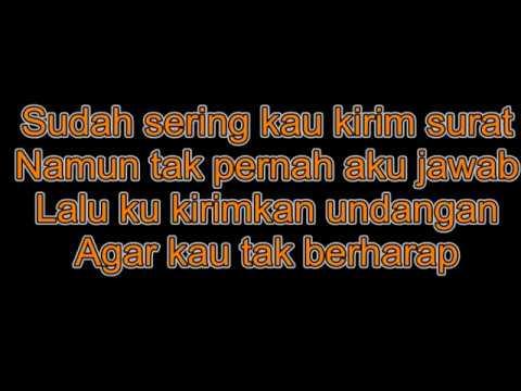 lirik lagu dermaga saksi bisu [ cover ukulele ]