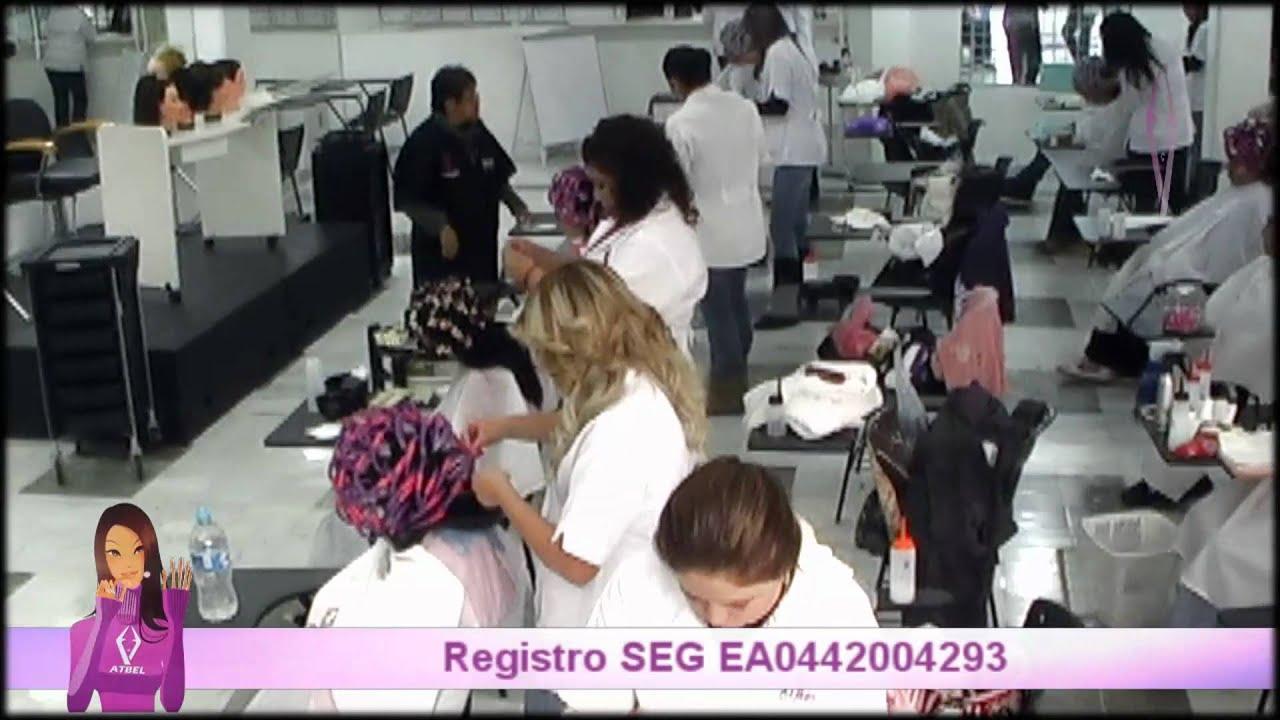 academia de belleza leon instalaciones youtube