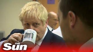 "Boris Johnson goes to prison | ""A Kinder Egg?"""