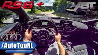ABT Audi RS6+ 705HP 4.0 TFSI V8 BiTurbo POV Test Drive by AutoTopNL
