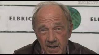 Genesungswünsche an Uwe Seeler   ELBKICK.TV