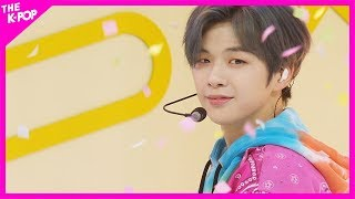 Cover images KANG DANIEL, 2U [THE SHOW 200331]