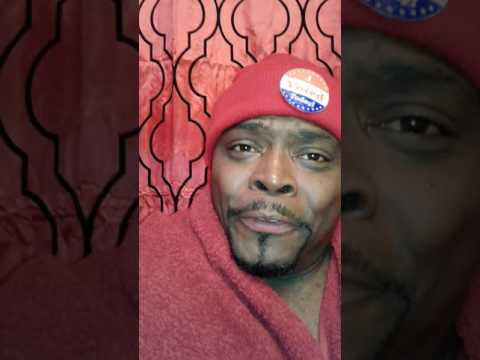 BLACK Donald trump supporter CRYING BECAUSE TRUMP WON THE ELECTION! I'M UPSET!