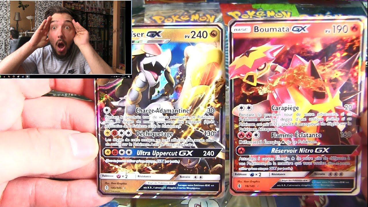 2 cartes ultra rare ouverture d 39 un display pok mon - Les pokemon rare ...
