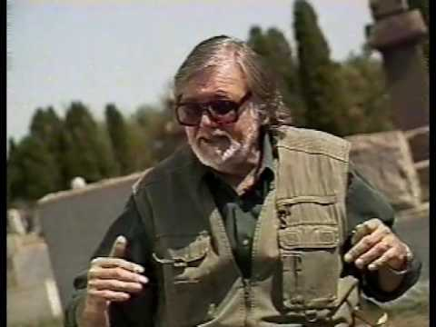 "George A. Romero ""Creepshow"" intro/interview"