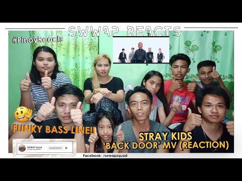 STRAY KIDS - 'BACK DOOR' MV (REACTION) | SWWAP Reacts