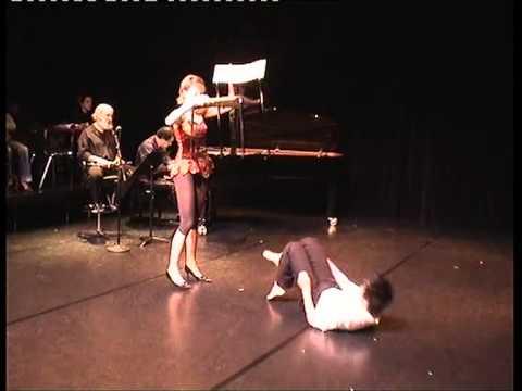 Danse improvisation Souvenirs souvenirs