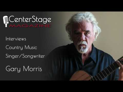 Conversations with Missy: Gary Morris