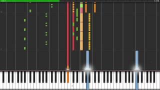 DJ BOBO - Pray (Synthesia)