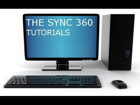 TheSync360 - tutorial how to download mp3 files for free and easy!