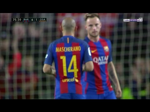 Barcelona vs Osasuna 7-1   All Goals & Extended Highlights 26.04.2017