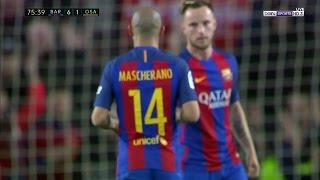 Barcelona 7-1 vs osasuna resumen y goles 26/04/2017 lliga 2016-17 jornada 32 all goals & highlights 26.04.2017 - osa...