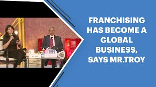 Franchising has become a Global business