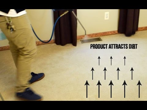 Two Step Carpet Cleaning