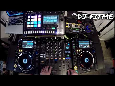 Best Of Hardstyle Mix #3 Mixed By DJ FITME (Pioneer DJ NXS2)