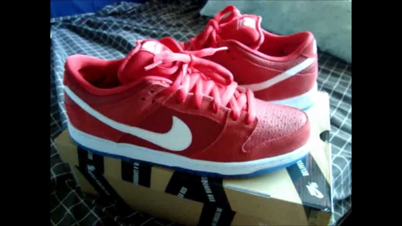 official photos 90fbc 998f3 Nike SB Dunk low Challenge red (Fire and Ice)