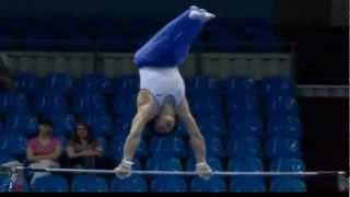 Лучшие гимнастические элементы
