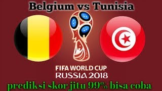 Download Video Prediksi skor jitu Belgia vs Tunisia MP3 3GP MP4