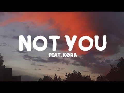 Clueless Kit - Not You (feat. køra)