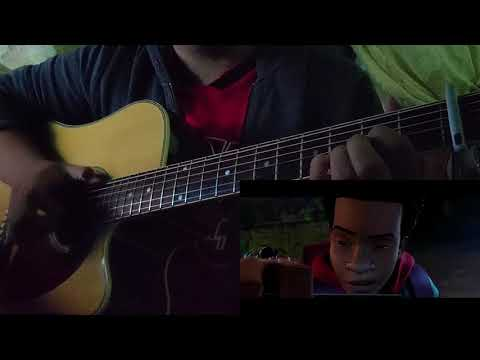 Sunflower - Post Malone, Swae Lee (Fingerstyle Guitar Cover)