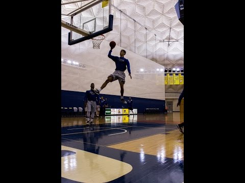"6'8"" Miko Jenkins - Community College Of Beaver County"