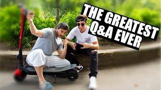 PALA & MOJO... GREATEST Q&A EVER #2