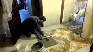 Интер Керама - Carpets, обзор интеркерама - ковры = Украинская керамическая плитка