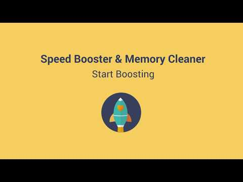 Best Free Speed Booster 2017 - Android Memory Cleaner & CPU Task Manager