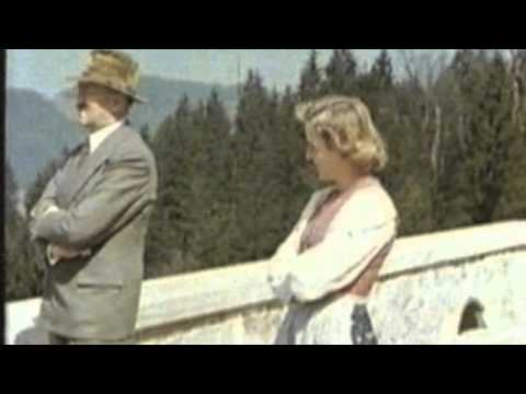 1940s video Project, Hitler's wife Eva Braun