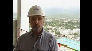 Испытание на сейсмостойкость ЖК MegaTowers Almaty, 2007 г.(Алматы, 2007 год., 2015-04-06T03:16:37.000Z)
