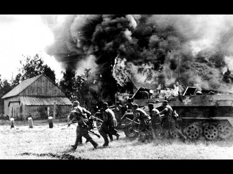 WORLD WAR II - The German invasion of Soviet Union. Full documentary