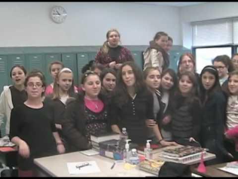 Shira Felsenthal Bat Mitzvah Video