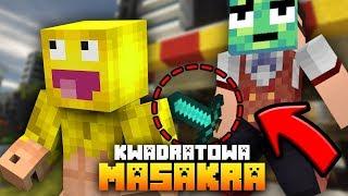 KWADRATOWA MASAKRA: Chciałem być miły dla Jasia, a zrobił mi... TO!