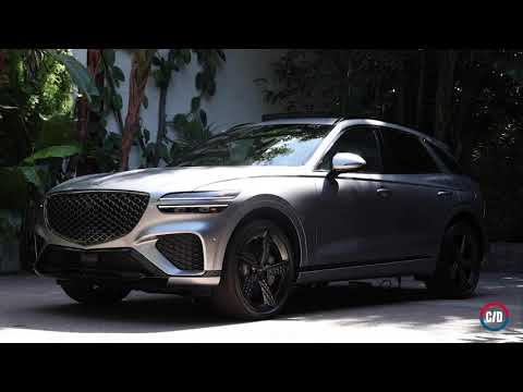 2022 Genesis GV70 Revealed, and It's a Big Deal